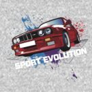 BMW E30 - M3 by Steve Harvey