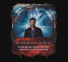 Supernatural I'm the one who gripped you tight and raised you from Perdition by ratherkool