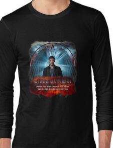 Supernatural I'm the one who gripped you tight and raised you from Perdition Long Sleeve T-Shirt