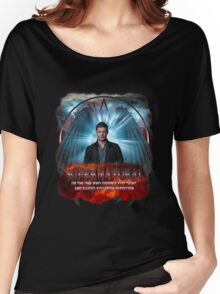 Supernatural I'm the one who gripped you tight and raised you from Perdition Women's Relaxed Fit T-Shirt