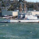 Coast Guard on Bellingham Bay by rferrisx