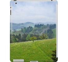an awesome Switzerland landscape iPad Case/Skin