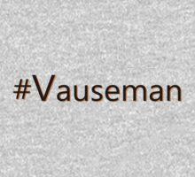Vauseman Hashtag  by namastedesign