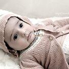 little sweater & hat by Angel Warda