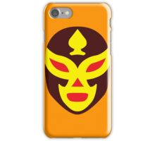 Mexican Wrestling Mask, Luchador iPhone Case/Skin
