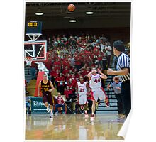 Buzzer Beater - Marist College, NY Poster