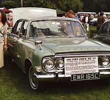 Ford Zodiac Mk 111 1965 by Brunoboy