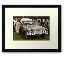 Ford Zodiac Mk 111 1965 Framed Print