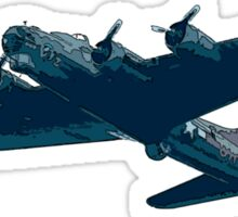 B52 Bomber Sticker