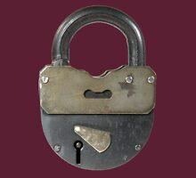 Closed lock Unisex T-Shirt