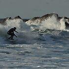 Winter Surfer 2 by imageworld