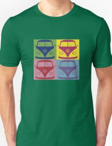 Kombi Retro Shirt Large design T-Shirt