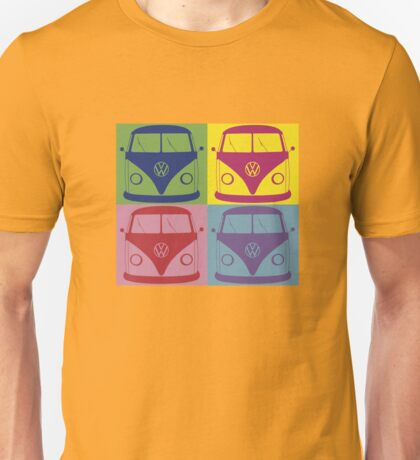 Kombi Retro Shirt Large design Unisex T-Shirt