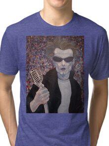 Portrait of Punk Tri-blend T-Shirt