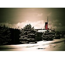 Valley Camp - A Freighter Museum Photographic Print
