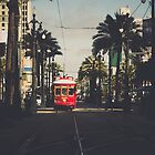 Canal St. by Briana McNair