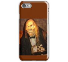 Welcome to Blackwood Castle Halloween iPhone Case/Skin