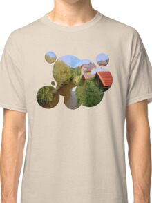 Ducks on patrol II | waterscape photography Classic T-Shirt