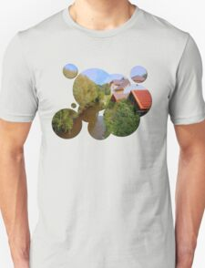 Ducks on patrol II | waterscape photography T-Shirt