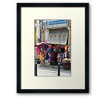 Penang Summer Sale Framed Print