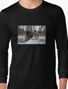 Do Not Attempt this at Home Long Sleeve T-Shirt
