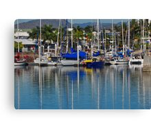 Townsville Toys Canvas Print