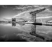 Clydeside Mono  Photographic Print