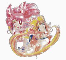 Super Sailor Moon & Chibi Moon (edit 2/B) Kids Clothes