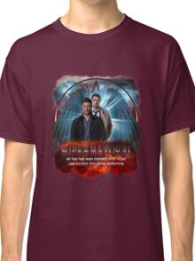 Supernatural I'm the one who gripped you tight and raised you from Perdition 2 Classic T-Shirt