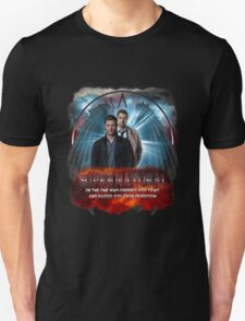 Supernatural I'm the one who gripped you tight and raised you from Perdition 2 T-Shirt