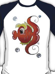 """""""Fish"""" underwater series- (Kids Art) T-Shirt"""