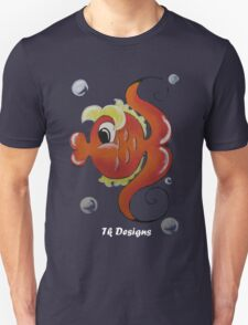 """Fish"" underwater series- (Kids Art) T-Shirt"
