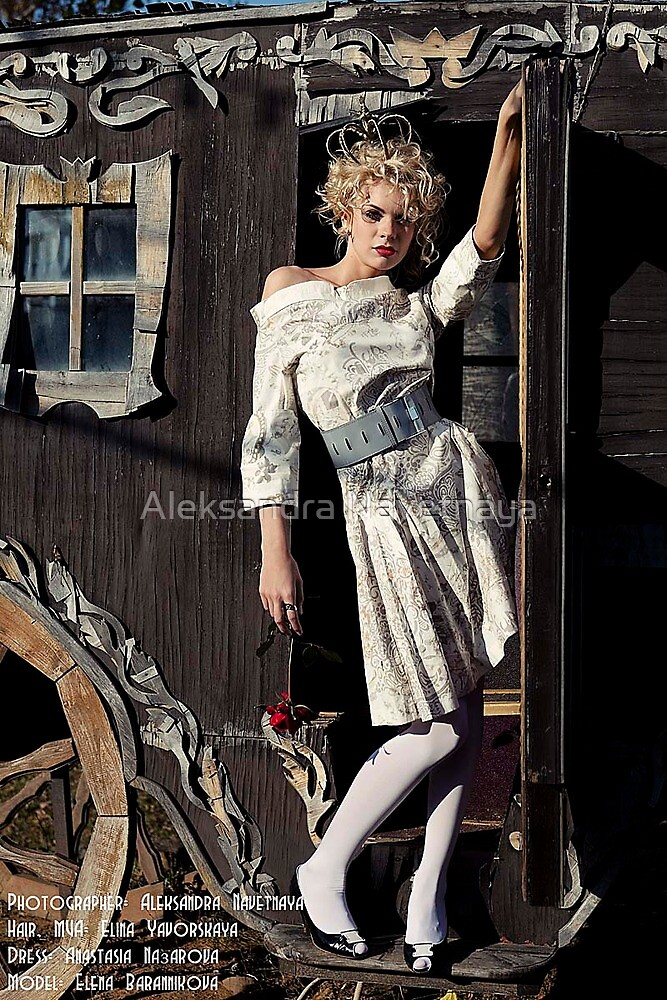 :: Princess :: IV by Aleksandra Navetnaya