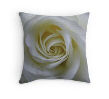 Eyedrops of LoVe Throw Pillow