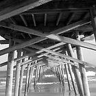 Seashore Pier by Erik Holladay