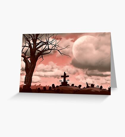 sweet country Greeting Card