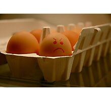 Bad Egg Photographic Print