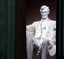 Lincoln Memorial by bkphoto