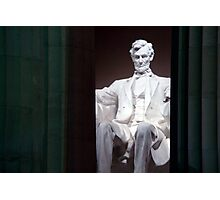 Lincoln Memorial Photographic Print