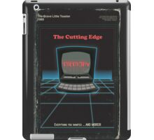 The Cutting Edge iPad Case/Skin