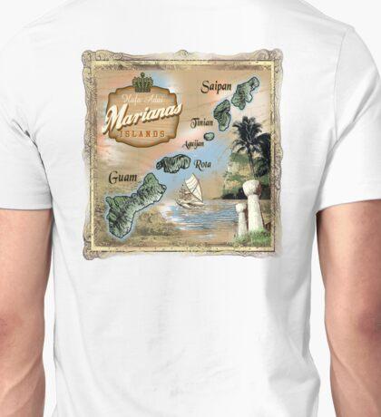 marianas islands Unisex T-Shirt