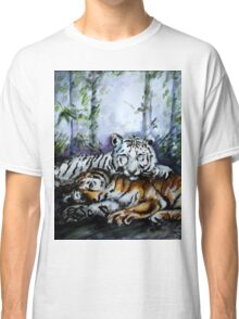 Tigers! Mother and Child Classic T-Shirt