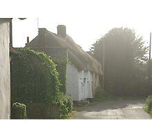 Dorset cottages Photographic Print