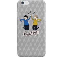 Trek Time iPhone Case/Skin