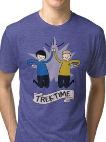Trek Time Tri-blend T-Shirt