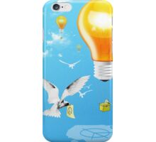 Vote Bright iPhone Case/Skin