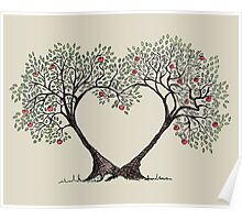 love trees Poster