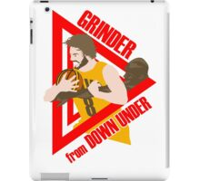 Dellavedova - Grinder from Down Under iPad Case/Skin