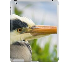 Peebles Heron iPad Case/Skin