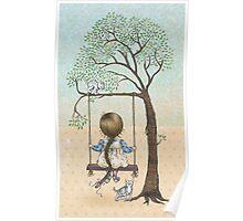 la la la swing la la la Poster